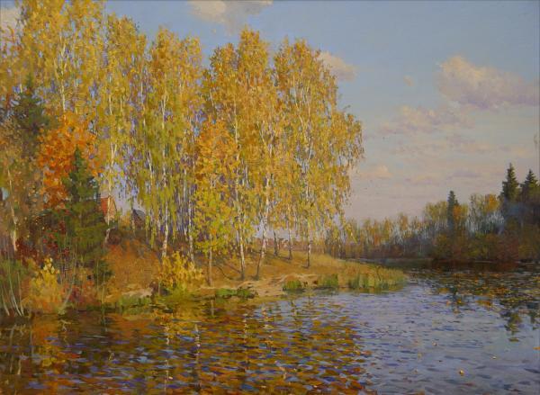 Yaroslav Zyablov. Gold of autumn
