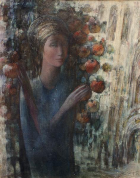 Yaroslav Zyablov. Monastic apple tree