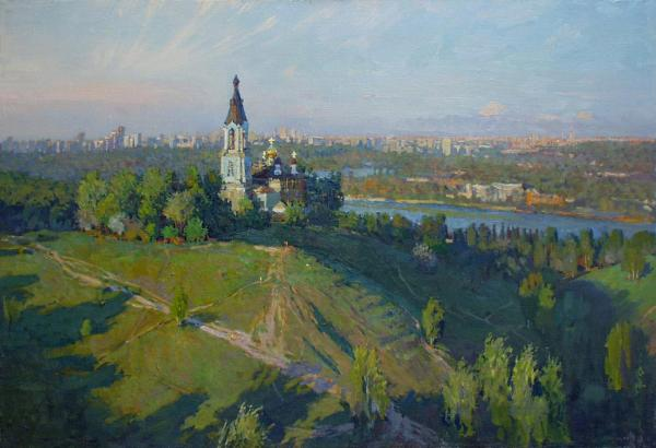 Yaroslav Zyablov. Krylatskie hills