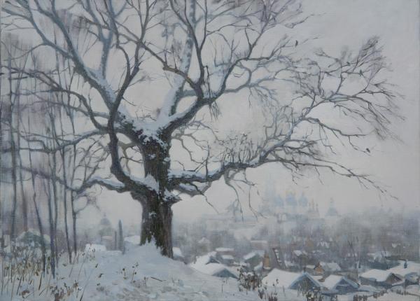 Ярослав Зяблов. Дерево