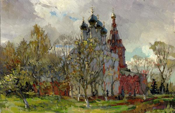 Ярослав Зяблов. Монастырский садик