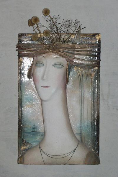 Yaroslav Zyablov. Right part of triptych