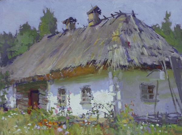 Ярослав Зяблов. Хата