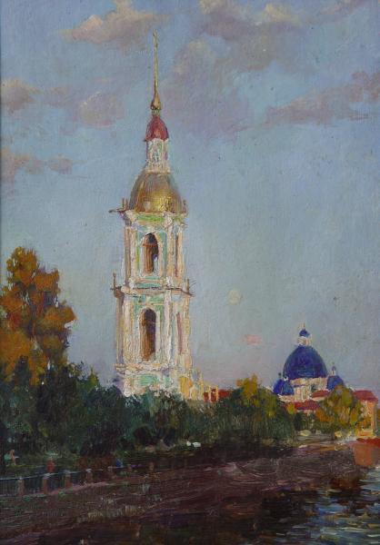 Ярослав Зяблов. Никола Морской