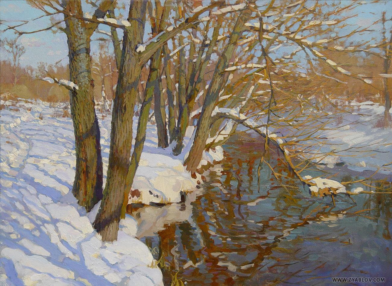 дыхание зимы фото
