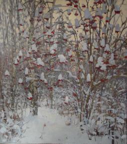 Yaroslav Zyablov. Mountain Ash Berry