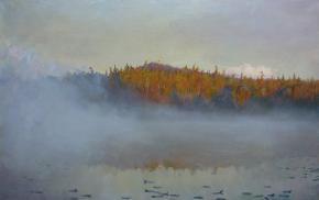 Yaroslav Zyablov. Morning in Solovki