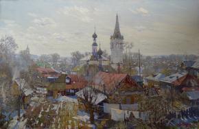 Ярослав Зяблов. Воскресенье