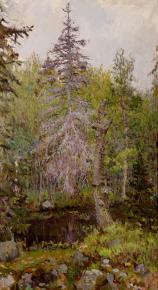 Yaroslav Zyablov. Dead fir