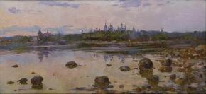 Yaroslav Zyablov. Solovki,white night