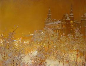 Yaroslav Zyablov. Night tale