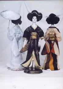 Yaroslav Zyablov. Dolls