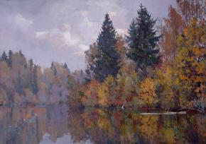 Yaroslav Zyablov. Backwater