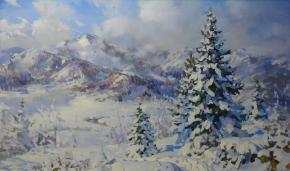 Yaroslav Zyablov. In the mountains