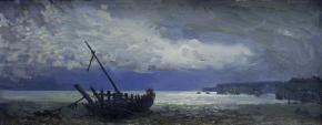 Yaroslav Zyablov. Old boat