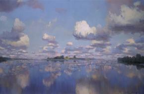 Yaroslav Zyablov. Sky and Water