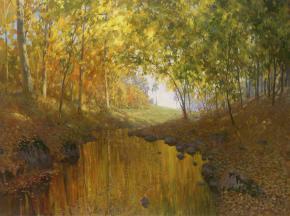 Yaroslav Zyablov. Golden stream