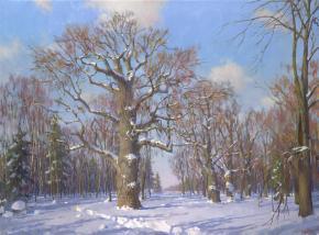 Yaroslav Zyablov. Oak