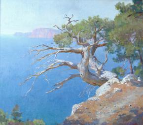 Yaroslav Zyablov. Dead pine.