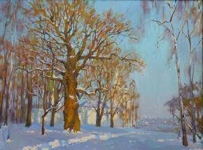 Yaroslav Zyablov. Evening in the Kolomensky.