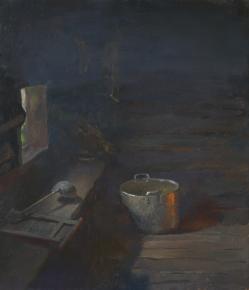 Yaroslav Zyablov. Black banya.