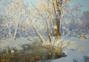 Yaroslav Zyablov. Нoarfrost