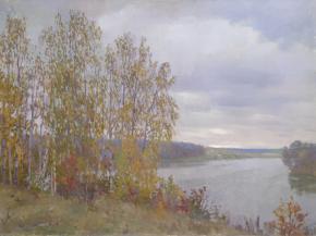Ярослав Зяблов. Осень.