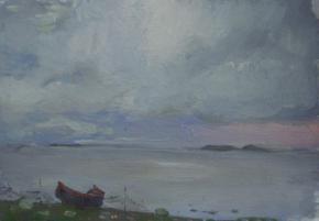Yaroslav Zyablov. Herring bay