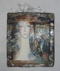 Yaroslav Zyablov. Сentre of triptych