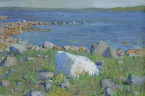 Yaroslav Zyablov. White stone
