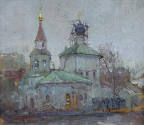 Ярослав Зяблов. Лампадка