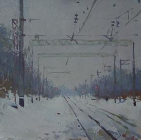 Ярослав Зяблов. Из Москвы