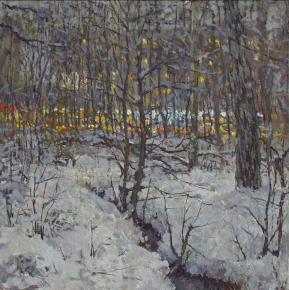 Ярослав Зяблов. Прогулка