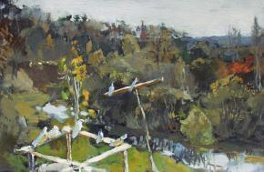 Yaroslav Zyablov. Pigeons