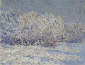 Yaroslav Zyablov. Hoarfrost