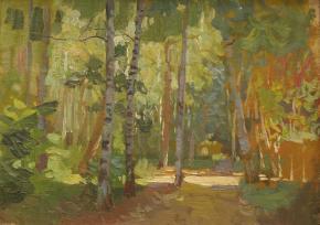 Yaroslav Zyablov. Light on a path
