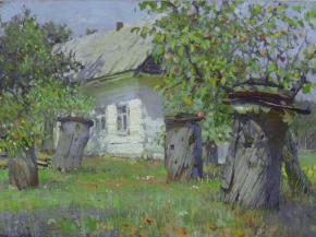 Ярослав Зяблов. Старая пасека
