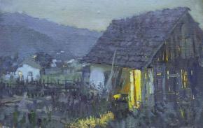Yaroslav Zyablov. Shed
