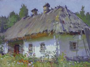 Yaroslav Zyablov. Hut
