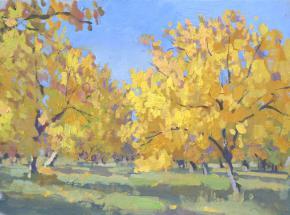 Yaroslav Zyablov. The nut grove.