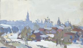 Yaroslav Zyablov. Suzdal.